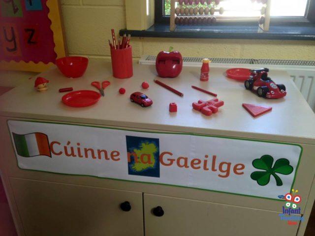 Cúinne Na Gaeilge