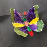 3-D Butterflies
